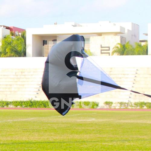 paracaidas para entrenamiento de resistencia marca gneos