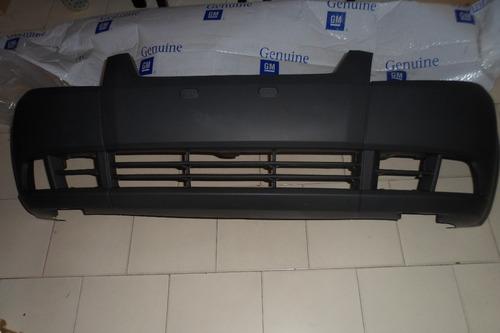 parachoque aveo delantero 4 puertas original gm 2006-2010