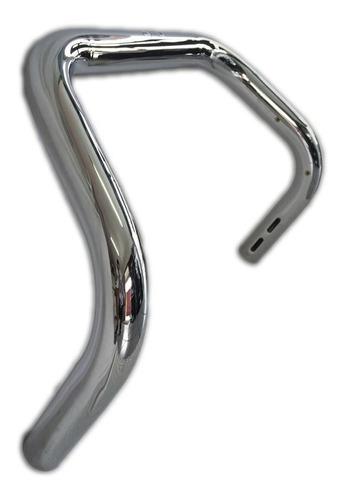 parachoque de impulsão cromado pajero tr4 ano 2000 acima