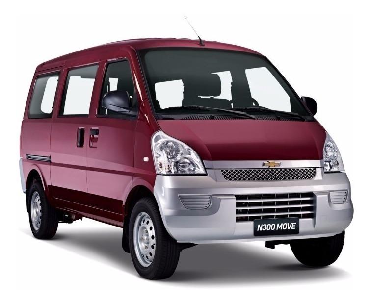 Parachoque Delantero Chevrolet N300 Nuevo Color Plata S 130 00