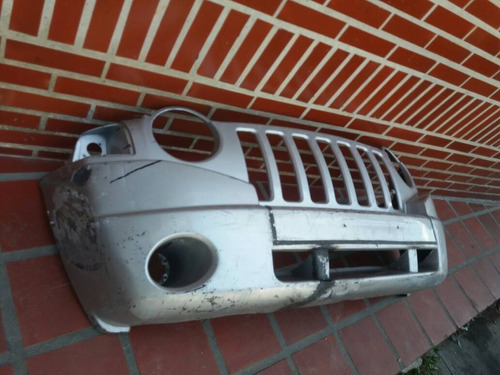 parachoque delantero jeep compass