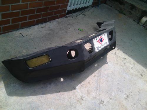 parachoque delantero para rustico 4x4 toyota