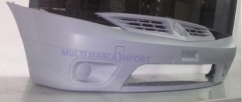 parachoque delantero renault logan 2008 2009 sin halogen