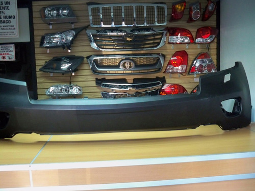 parachoque delantero superior jeep grand cherokee 2011-13