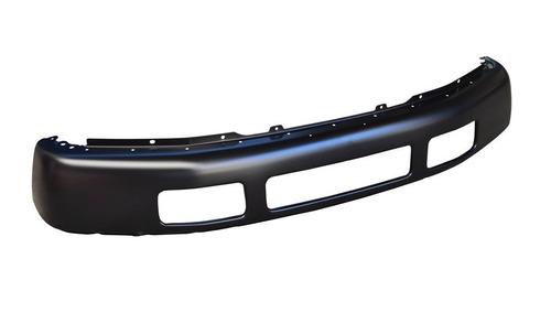 parachoque dianteiro completo f4000 f250 f350- 06 a 12 preto