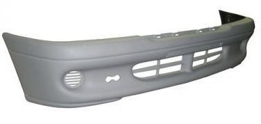 parachoque dianteiro kadett 96 97 98 gl gls em plastico