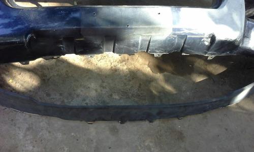 parachoque ford explorer 2010 delantero