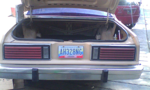 parachoque ford zephyr nuevo nuevo