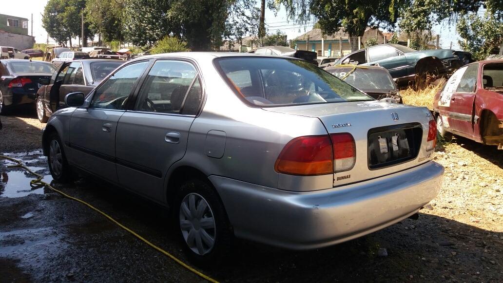 Parachoque Honda Civic Lx 1996 A 1999 Original. Carregando Zoom.