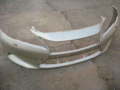 parachoque lexus  es350 2013 c/detalles - lea descripción
