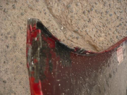 parachoque mazda 3 2017 sedan trs  dañado- lea descripción