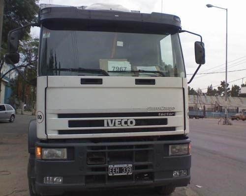 parachoque para camione iveco eurocargo modelo original