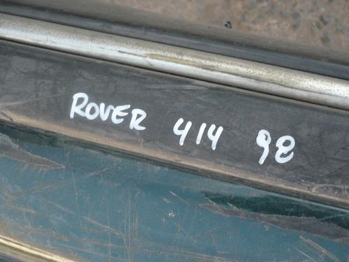 parachoque rover 414 1998 c/detalles- lea descripción