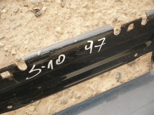 parachoque s10 1996 trs c/detalles  - lea descripción