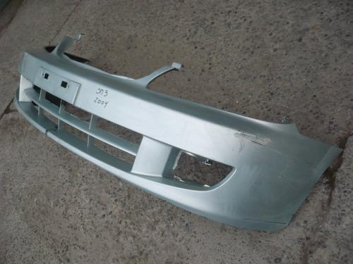 parachoque  sm3  2004 del con detalles  - lea descripción