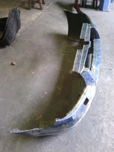 parachoque subaru forester 2006 usado pequeño detalle num49