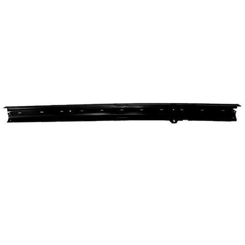 parachoque tras corcel ii preto c/f 1 lanterna placa 83 a 91