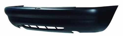 parachoque traseiro escort 97/02 hatch (zetec) preto