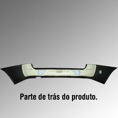 parachoque traseiro escort zetec sw perua 97 até 02 plastico