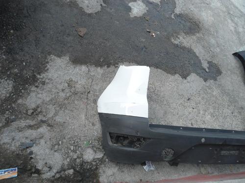 parachoque traseiro ford ecosport 13/15(original)