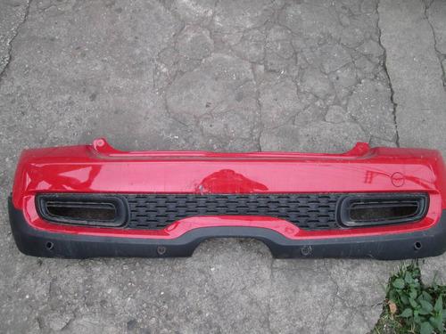 parachoque traseiro mini cooper - tag cursino