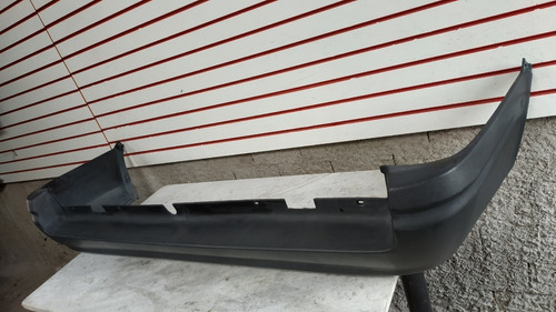 parachoque traseiro pick up corsa original