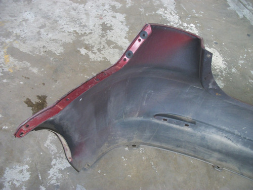 parachoque trasero aveo 5 puertas 2007 original usado
