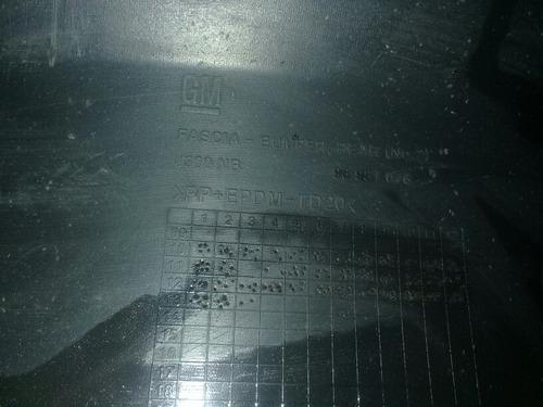 parachoque trasero de chevrolet cruze 100 % original