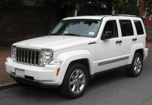parachoque trasero jeep cherokee liberty kk 2008 2014 mopar