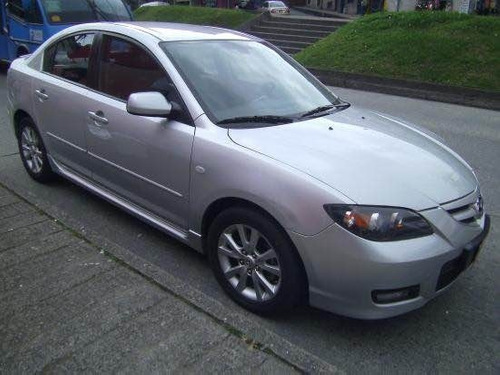 parachoque trasero mazda 3 2008 2.0 sedan original