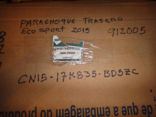 parachoque trasero sup de eco sport 2015 titanium original