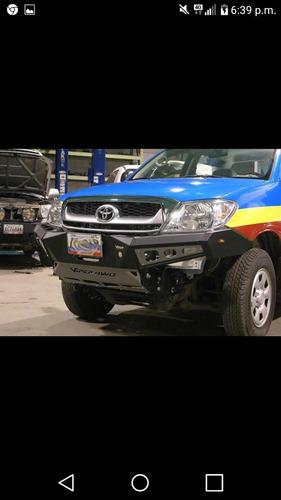 parachoques metalicos 4x4 off road equipamiento-camionetas.