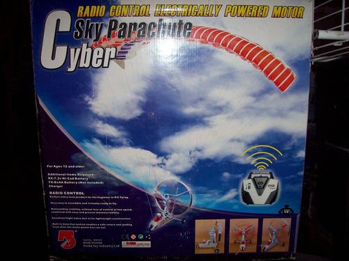 parachute control remoto en verdad vuela