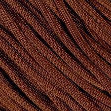 paracord cuerda de paracaidas chocolate vende tierraventur