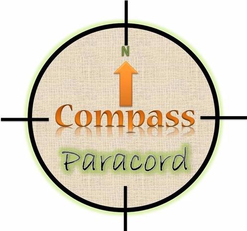 paracord driza cordon tipo iii 550 de 7 hilos.original 10mts