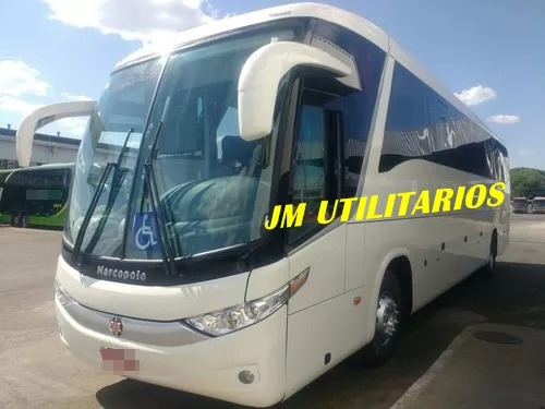 paradiso 1200 g7 ano 2009 mercedes o-500rs jm cod 291