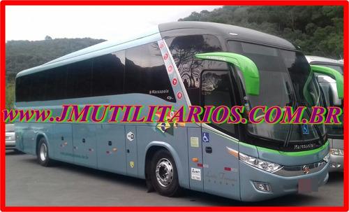 paradiso 1200 g7 ano 2012 scania k340    jm cod.18