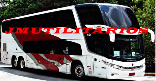paradiso dd 1800 ano 2013 scania k400 3 turismo jm cod 169