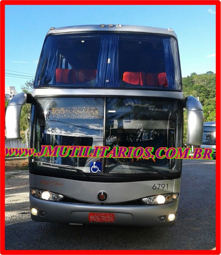 paradiso ld 1550 ano 2006 volvo b12r 44lg complet jm cod.123