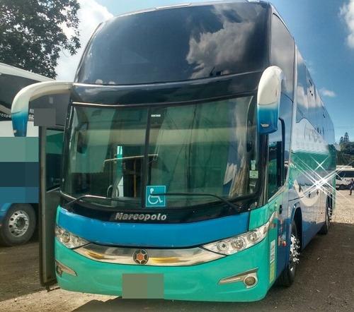 paradiso ld 1600 g7 ano 2012 scania k400 completo jm cod.02