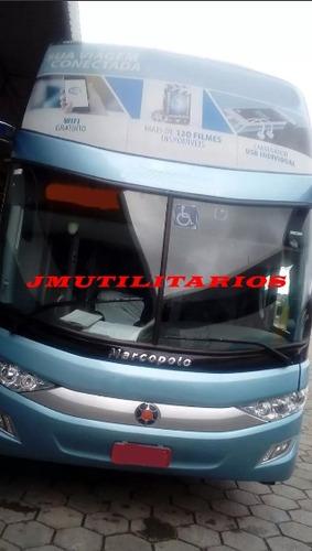 paradiso ld g7 ano 2015 mb o500 rsd rodoviario .jm cod 190