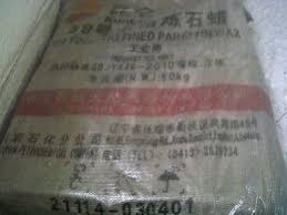 parafina (full refinada y semi refinada )