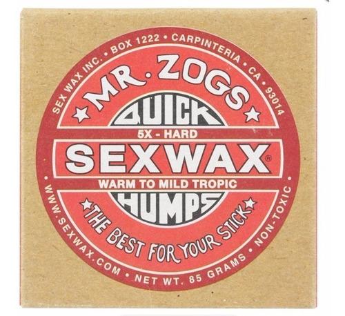 parafina sex wax warm to mild tropic - surf lks.