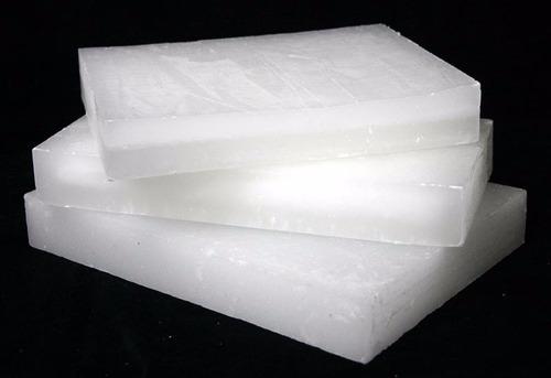 parafina sólida/cera, para velas, otros  x kilo