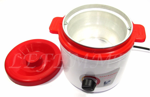 parafinero standar 1 kg arcametal + parafina regalo lefemme