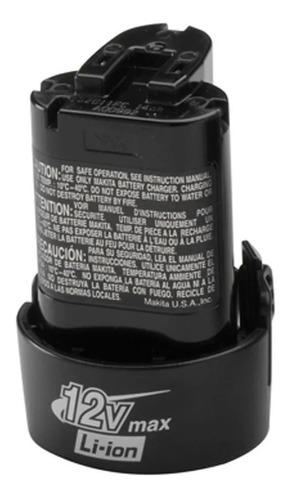 parafusadeira makita 12v td090dz com bateria e carregador