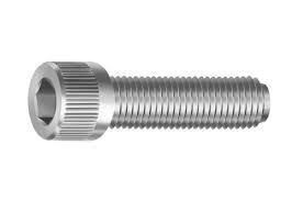 parafuso allen inox com cabeça cilindrica m8 x 30mm 50 peças
