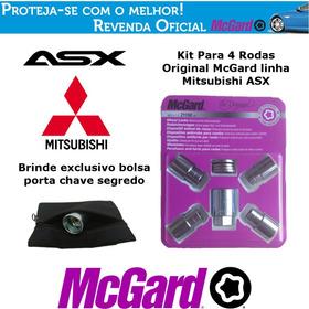 Parafuso Antifurto Mcgard Kit Porca Mitsubishi Asx + Brinde