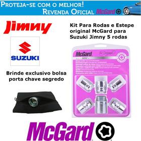 Parafuso Antifurto Mcgard Kit Porca Roda+estepe Suzuki Jimny