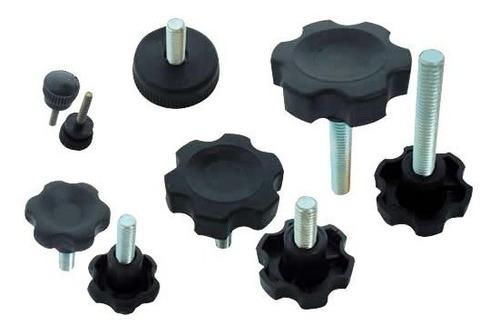 parafuso manipolo 5/16 x 40mm  de rosca  caixa com 12 peças